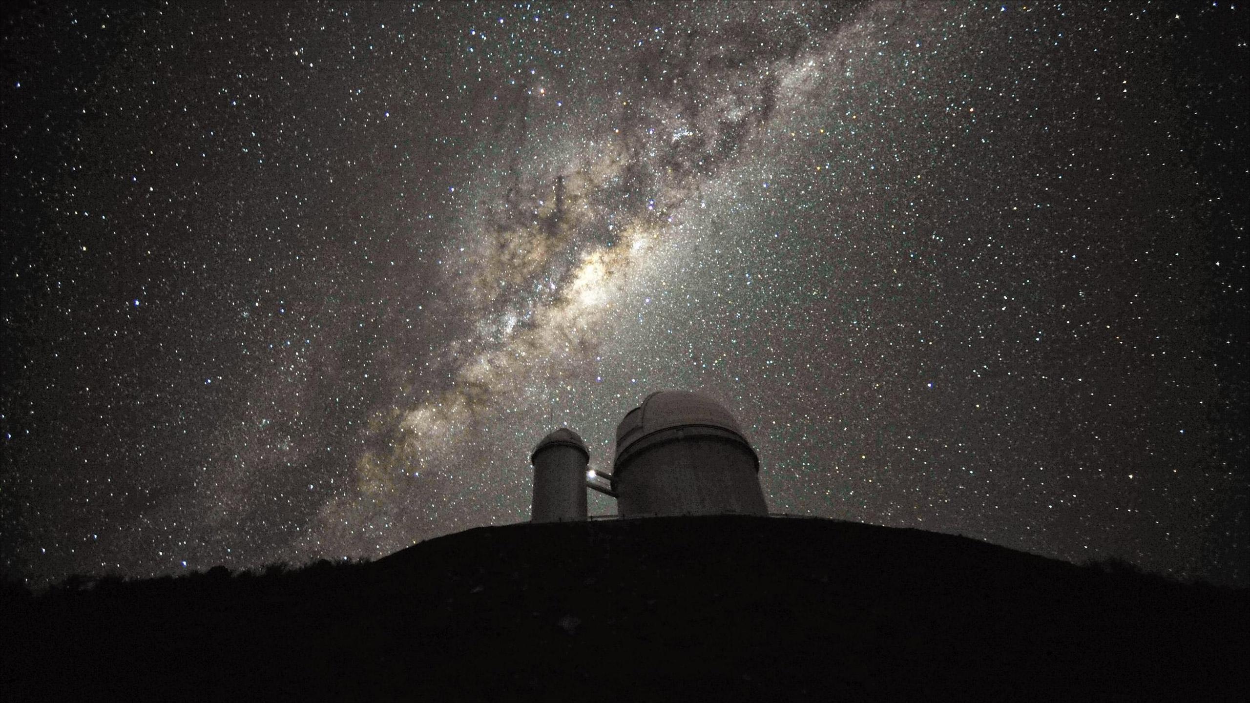 احتمال تواجد حضارات متقدمة في خمسين مجرة
