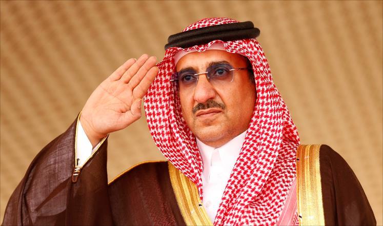 الحفيد محمد بن نايف وليا للعهد في السعودية بدلا من مقرن بن عبد العزيز
