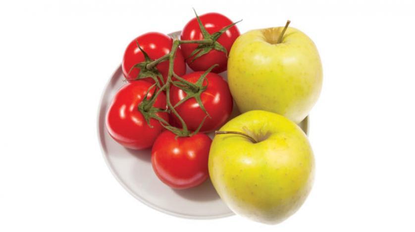 """لــ""""ترميم"""" الرئتين عليك بالتفاح والطماطم"""