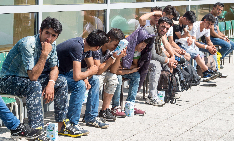الجنسيات التي لها أولوية الحصول على اللجوء في ألمانيا