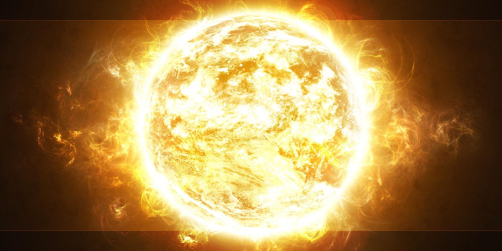الناسا تكتشف ثقبا عملاقاً في الشمس بحجم 50 أرضا