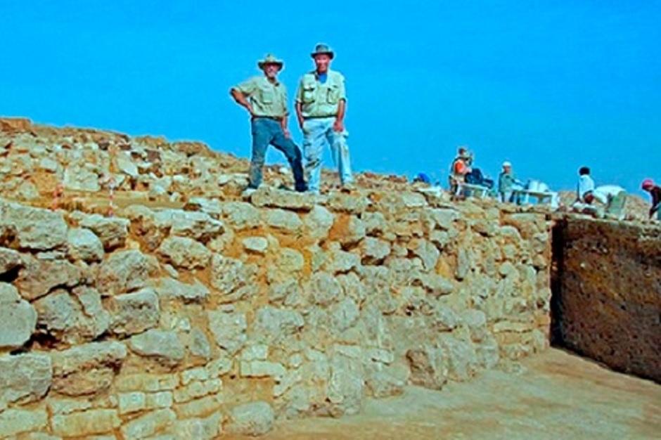"""العثور على ما يعتقد أنها قرية """"قوم لوط"""" بجنوب الأردن"""
