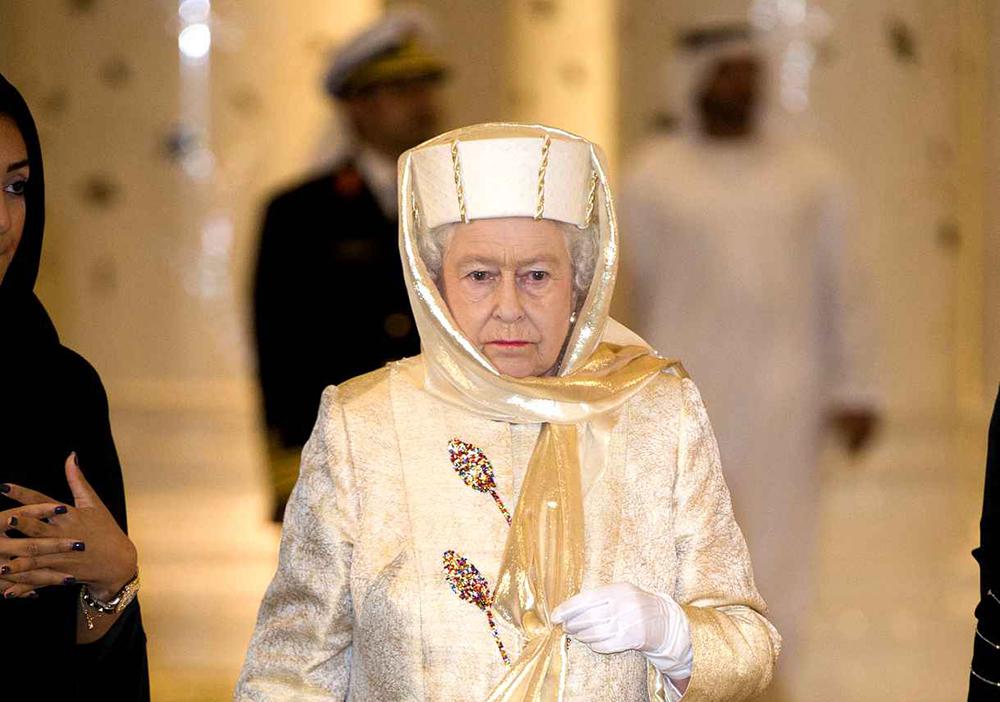 قوانين يُمكن أن تخرقها الملكة إليزابيث !