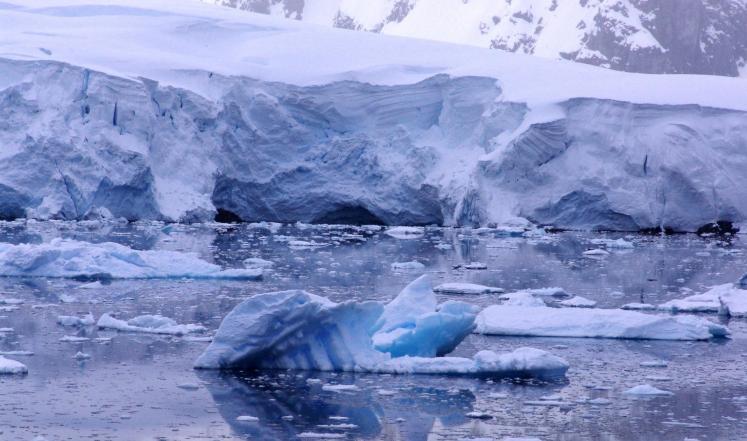 الميكروبات أيضا تساهم في ذوبان القطب الشمالي