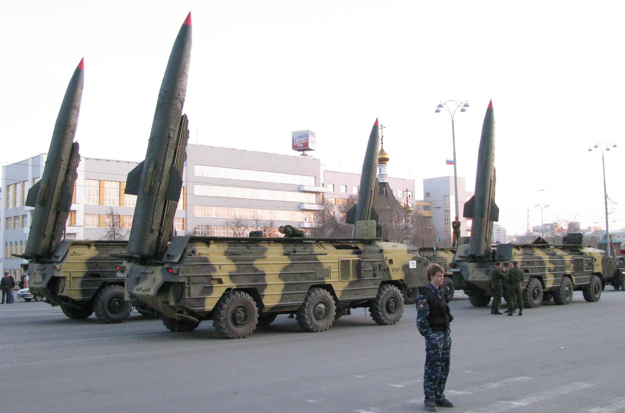 الجزائر ومصر والعراق تتزود بصواريخ اسكندر من روسيا