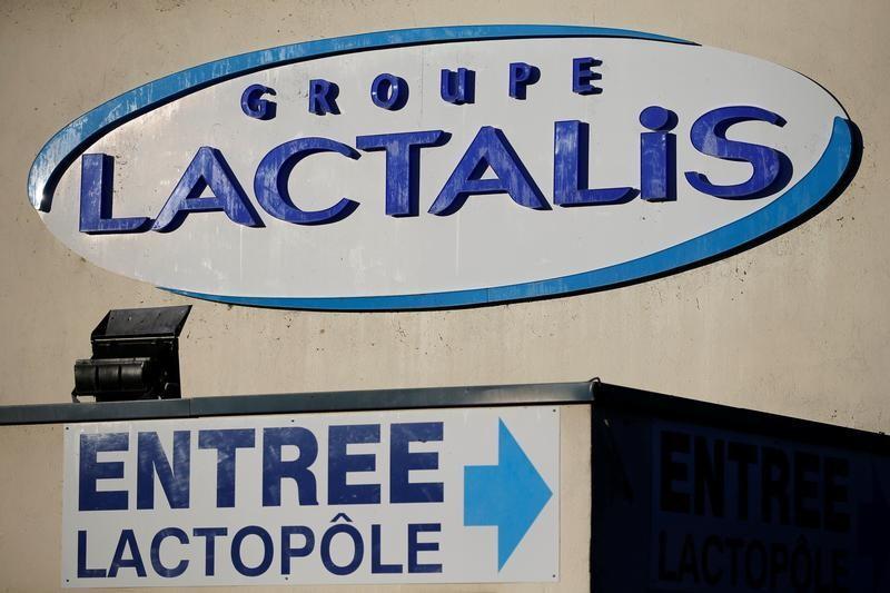 لاكتاليس الفرنسية تقرر دفع تعويضات بسبب تلوث حليب أطفال