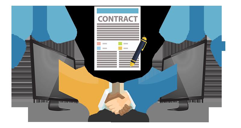 ما هي العقود الذكية Smart Contracts ؟