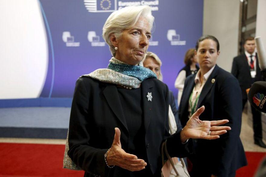 مديرة صندوق النقد الدولي تؤكد أن دول الخليج لديها قاعدة مالية صلبة