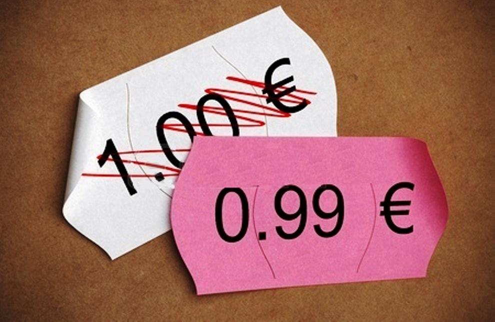 هذا هو السر الغريب للأسعار التي تنتهي بـ 0,99