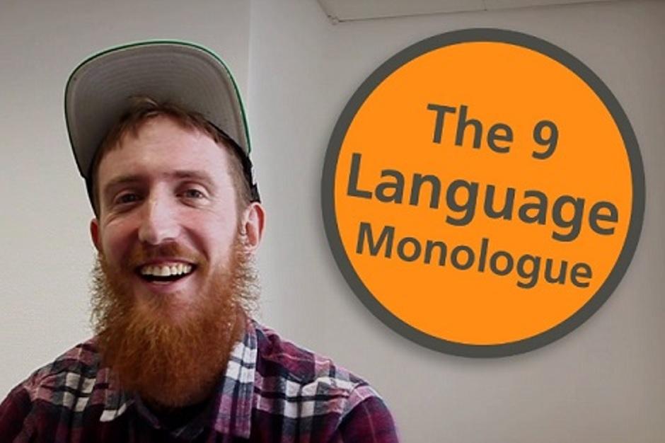 هذه نصائح عملية رائعة من رجل يتحدث 9 لغات