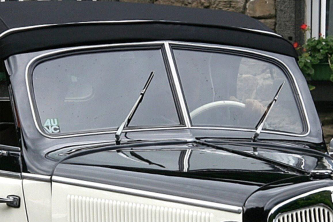 هكذا اخترع زجاج السيارة