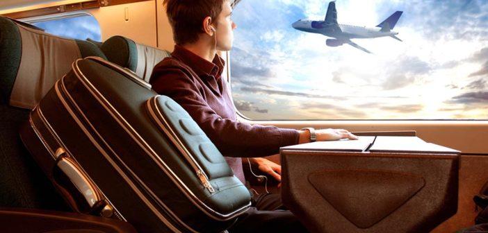 هكذا تتجنب بعض المشكلات على متن الطائرات!