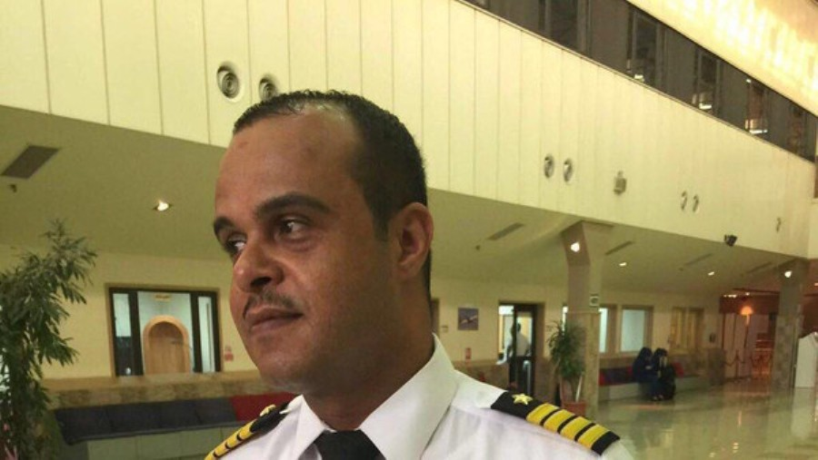 هكذا توفي طيار سعودي في السماء قبل هبوط طائرته