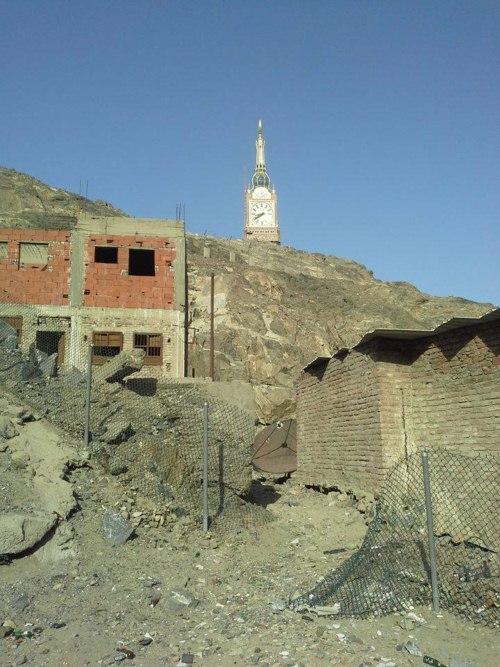 هل فعلا علو البناء في مكة من علامات قرب الساعة 2