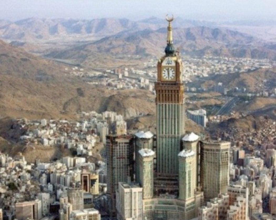 هل فعلا علو البناء في مكة من علامات قرب الساعة