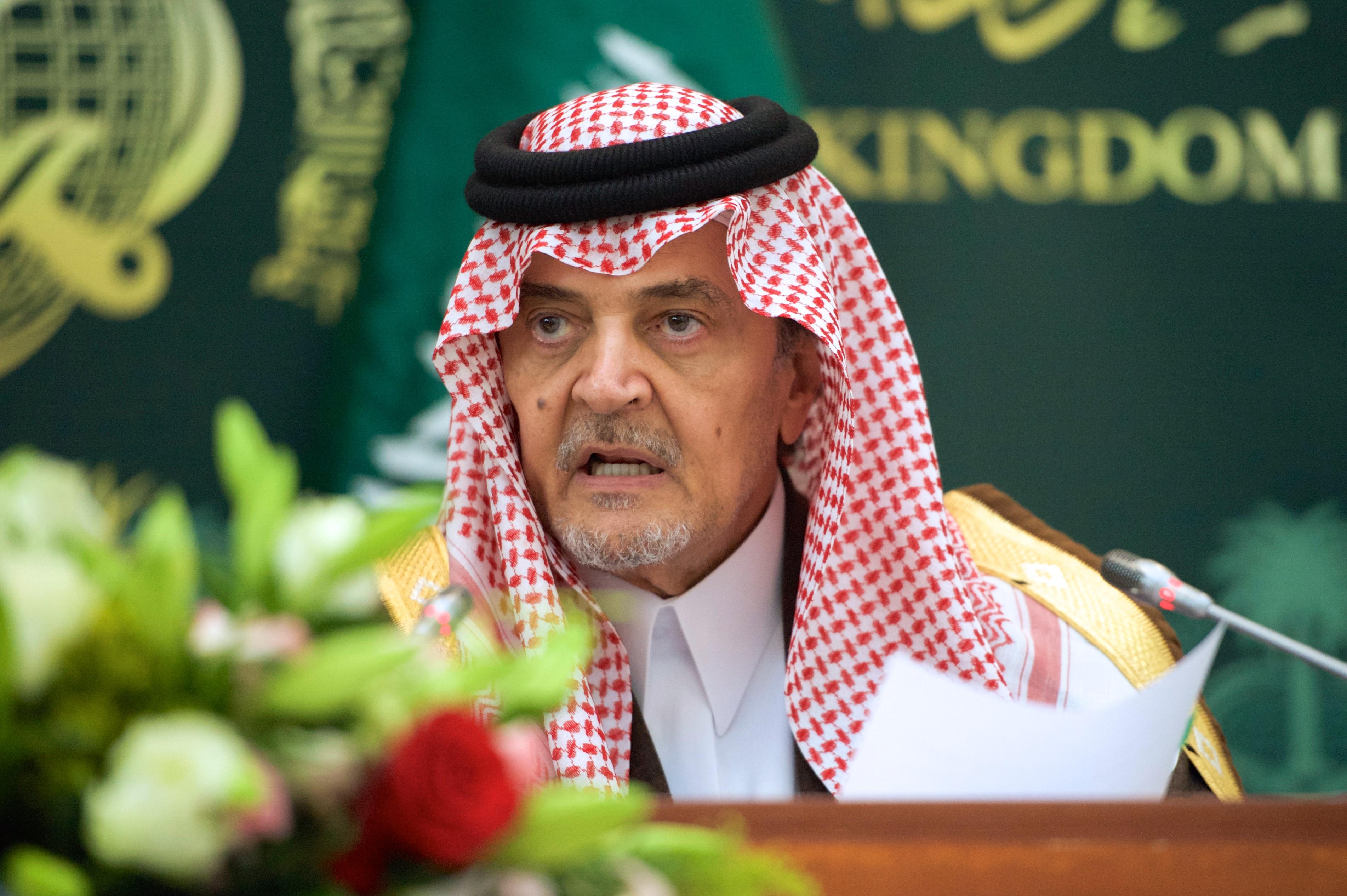 وفاة سعود الفيصل وزير الخارجية السعودي السابق