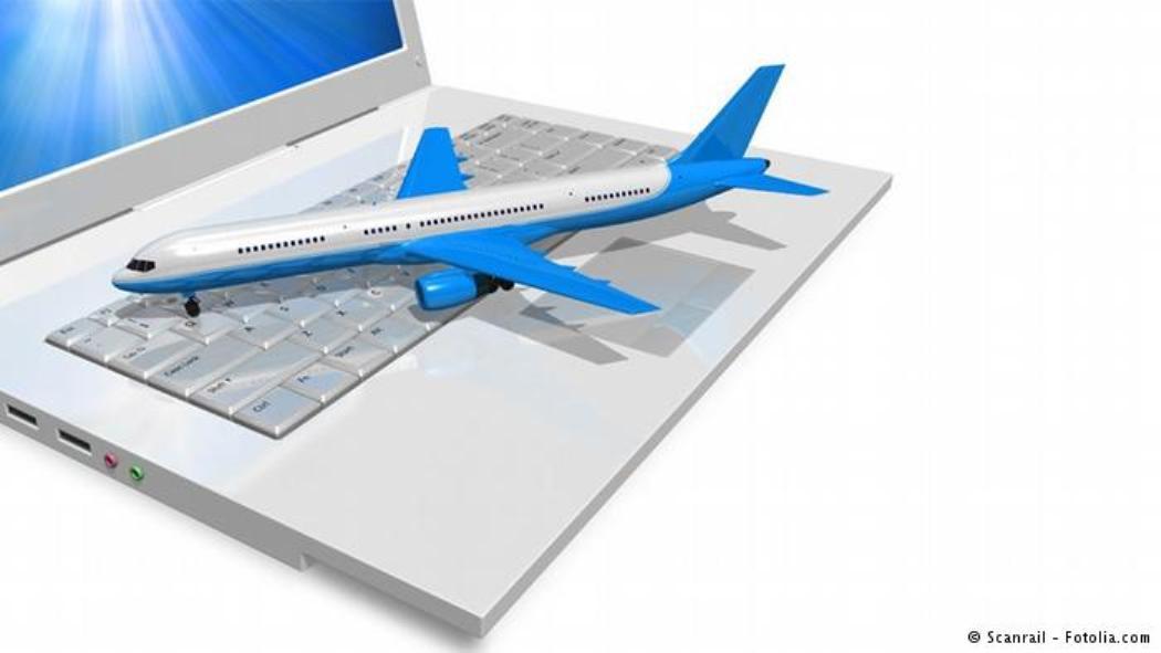 1200 دولار فاتورة تصفح الإنترنت على طائرة !