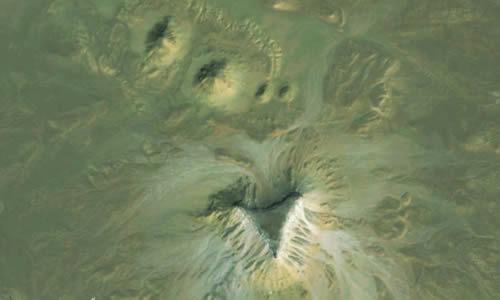 أثار مصرية جديدة تظهر على برنامج جوجل ايرث Google Earth