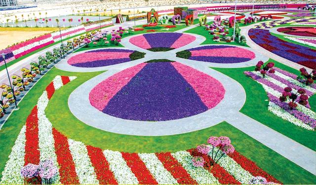 هذه هي الدولة العربية التي تضم أكبر حديقة ورود في العالم