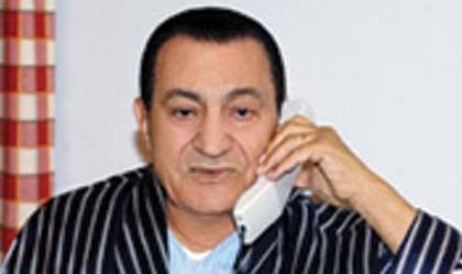 حسني مبارك يراسل ملك السعودية لطلب المساعدة