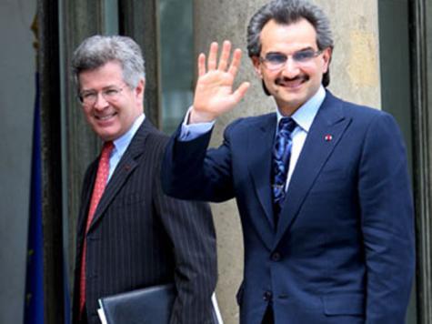 الوليد بن طلال غير راض على مرتبته بين أغنياء العالم
