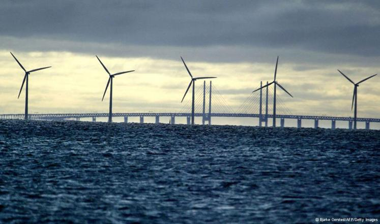 الطاقة الرياح قد تساهم في منع وقوع الأعاصير