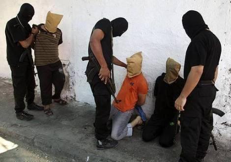 عملاء جدد في المقاومة بغزة