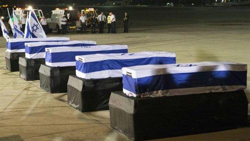 أرقام صهيونية عن حرب غزة