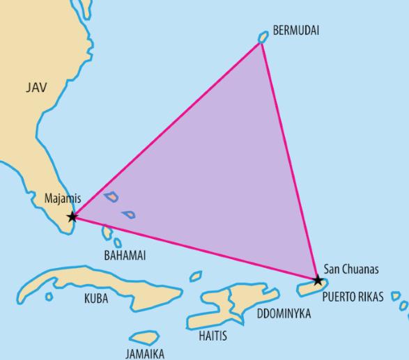 هل مثلث برمودا يبتلع السفن والطائرات ؟!