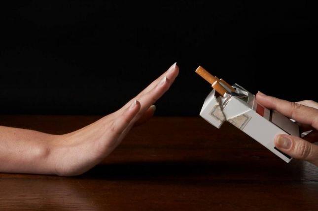 هل تعرف مدخن يريد الاقلاع عن التدخين؟؟ الحل هنا