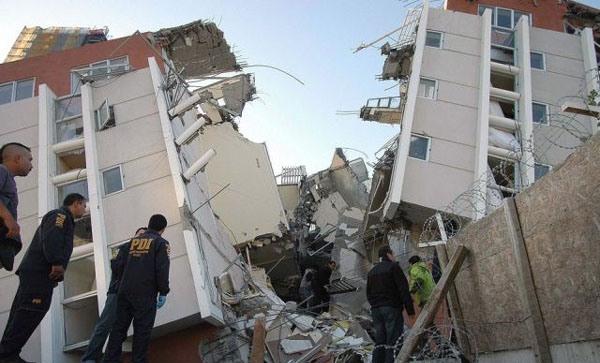 ماذا تفعل إذا حدث زلزال ؟