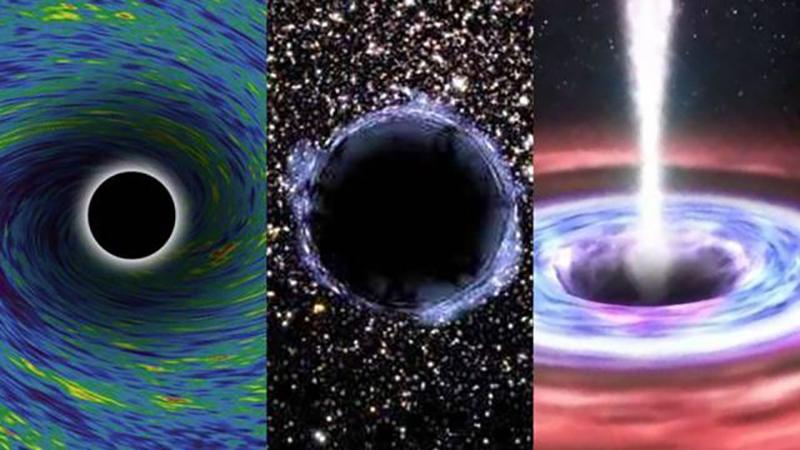 7 حقائق عن الثقوب السوداء