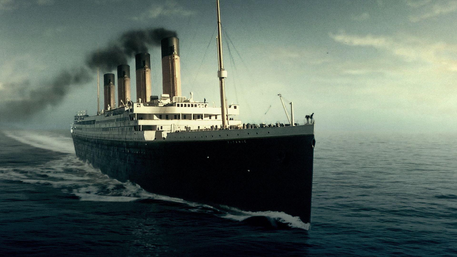 """للبيع: """"لائحة طعام"""" آخر غذاء على سفينة تيتانيك Titanic"""